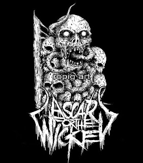 Art for ASCAR FOR THE WICKED ,Death metal from CANADA