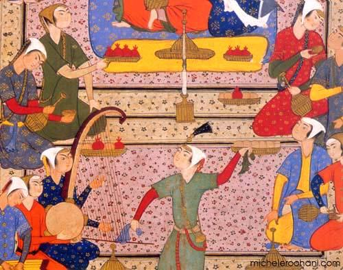 Los persas y la nueva política: alcohol y Heródoto - Ad Absurdum