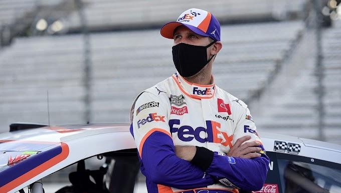 Denny Hamlin extiende su contrato con Joe Gibbs Racing