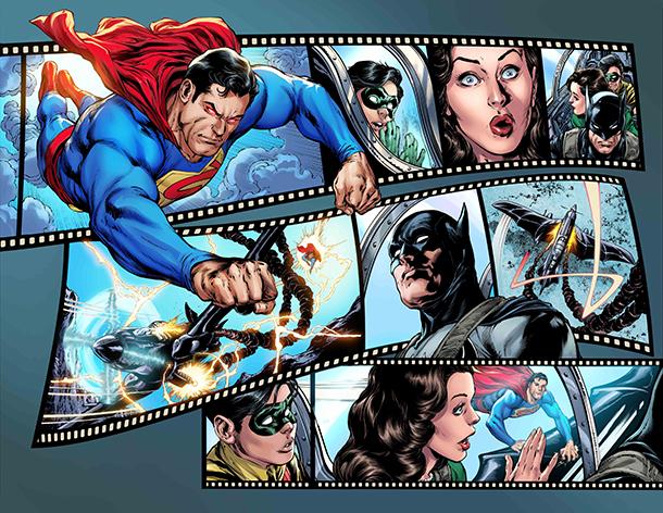 Batman/Superman #17 - 3
