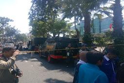3 Gereja di Surabaya Kena Ledakan BOM.