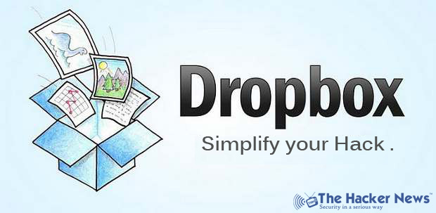 Hacking DropBox account, Vulnerability allows hacker to bypass Two-Factor Authentication