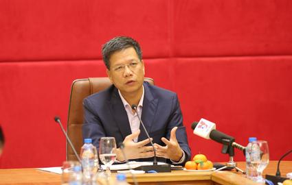 Pho Tong Giam doc BHXH Viet Nam Tran Dinh Lieu