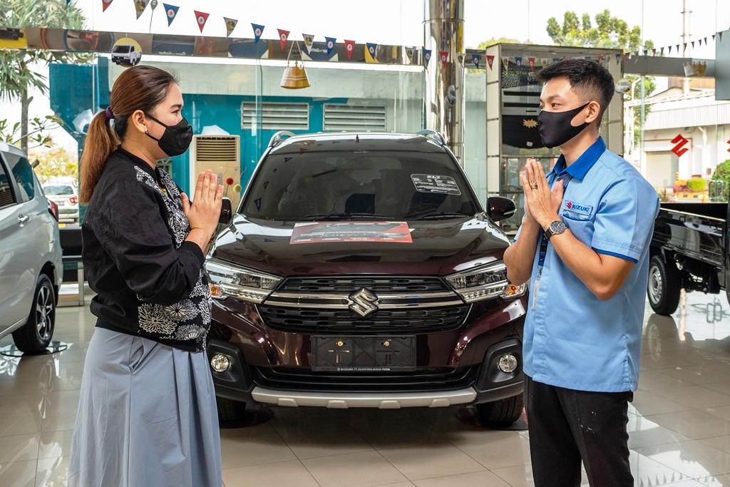 Rayakan Hari Kemerdekaan, Suzuki Finance Tawarkan Promo Merdeka