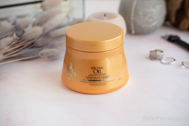 Loreal Professionnel Mythic Oil Mask отзыв
