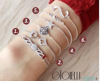 Logo Concorso di San Valentino: vinci gratis un elegante bracciale in argento 925