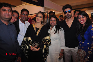 Bollywood Actress Sana Khan Launches Aakrithi Exibition  0336.JPG