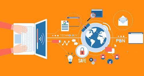 Modul Belajar PBN Private Blog Network  Untuk Pemula