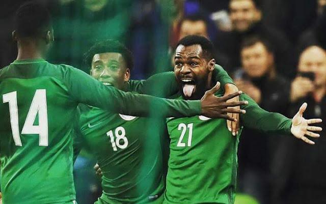 Friendly: Nigeria Beat Argentina 4-2 in Russia
