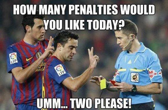 Funny Football Memes 8