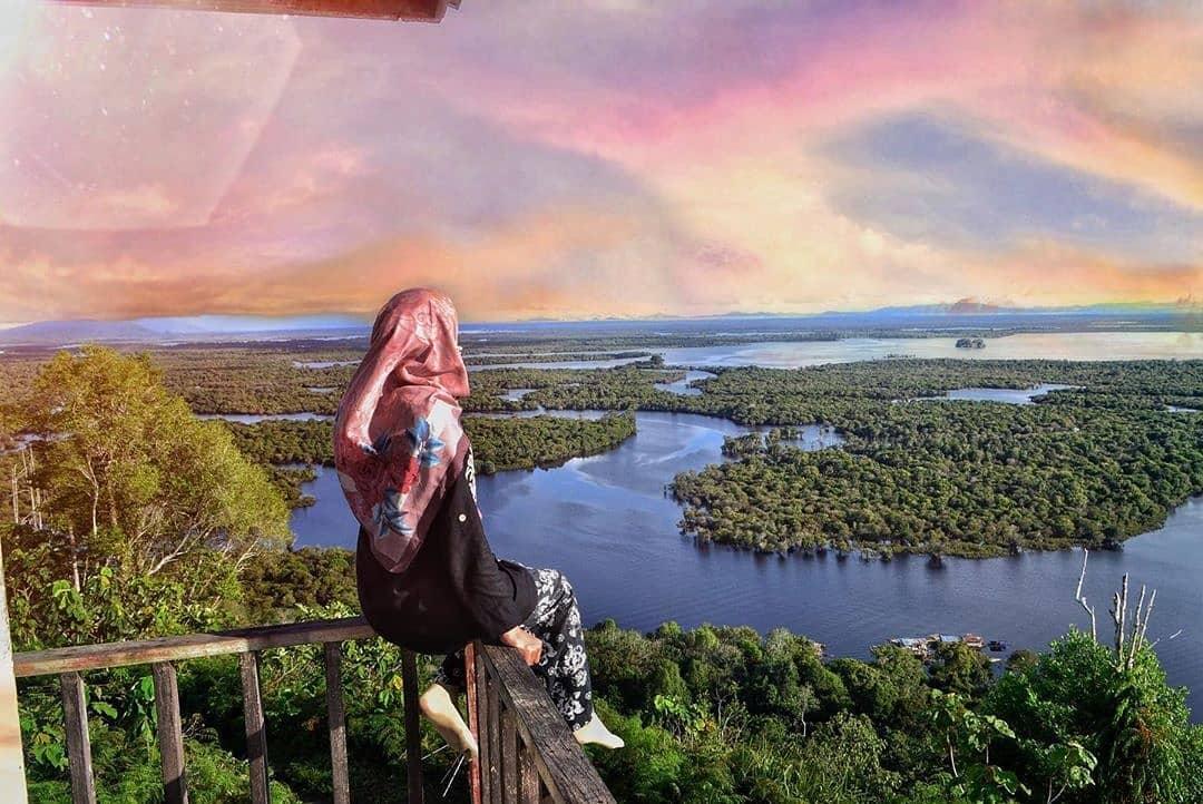 Wisata di Kalimantan Barat Danau Sentarum