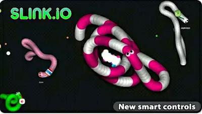 Slink.io - Game ular