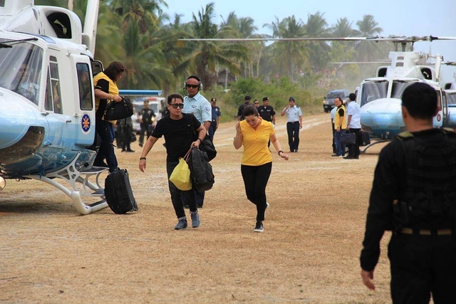 Kris Aquino earns flak for using presidential choppers to campaign for LP bets