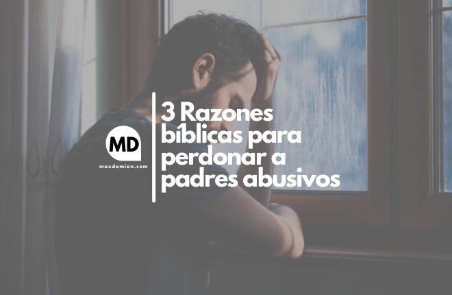 Cómo perdonar a mis padres según la biblia