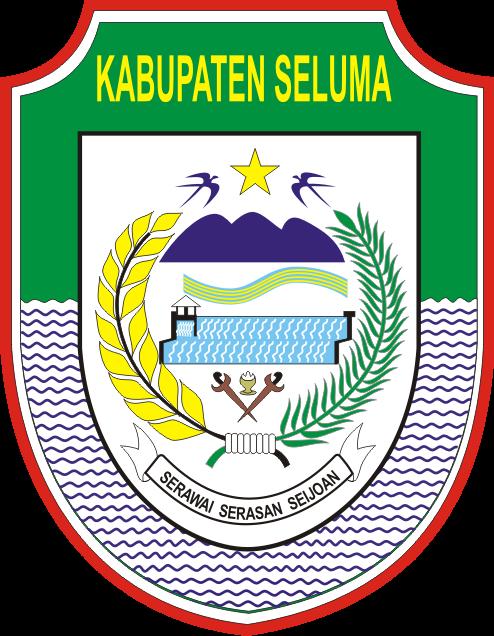 Logo Kabupaten Seluma Bengkulu Logo Lambang Indonesia
