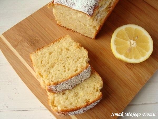 Ciasto cytrynowe z ricottą