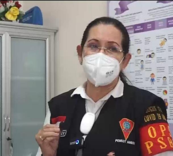 Wendy Pelupessy Ungkap Vaksin Dosis Kedua di Ambon Alami Penyesuaian Jadwal.lelemuku.com.jpg