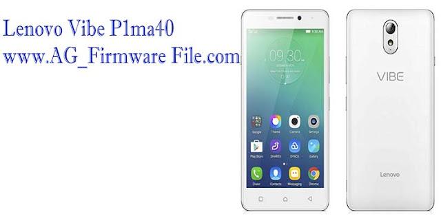 Lenovo Vibe P1ma40 M2 Dongle Read Stock Rom Firmware Flash File Download