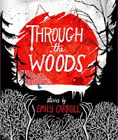 Through the Woods by Emily Carroll book cover and review