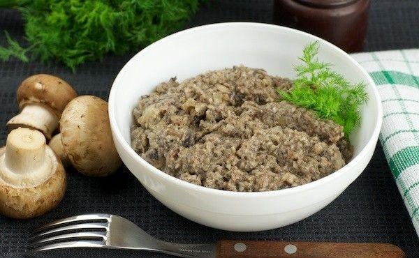 Грибная икра и салаты  — советы и рецепты