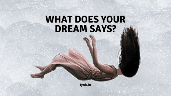 The Real Meaning of the Dream You Might Have Had Once