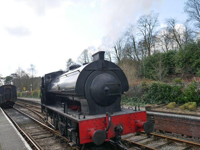 Windermere Cumbria Hatherthwaite steam railway