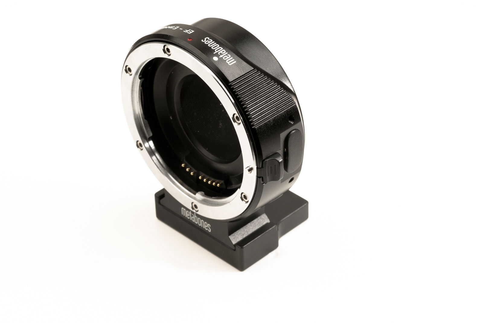 Hejnar Extender Spacer on Metabones Adapter overview