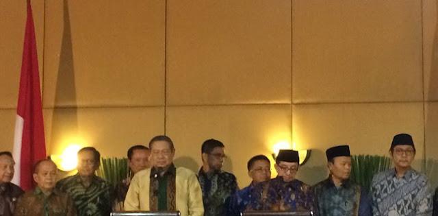 SBY: Pilpres Bukan Perang Baratayudha