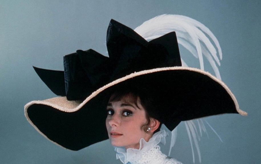 Audrey Hepnburn, Hat, My Fair Lady