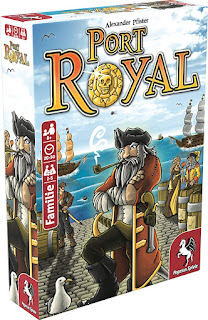 Port Royal board game