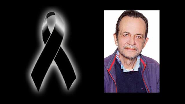 Η κοινωνία του Άργους πενθεί την απώλεια του Γιάννη Δήμα