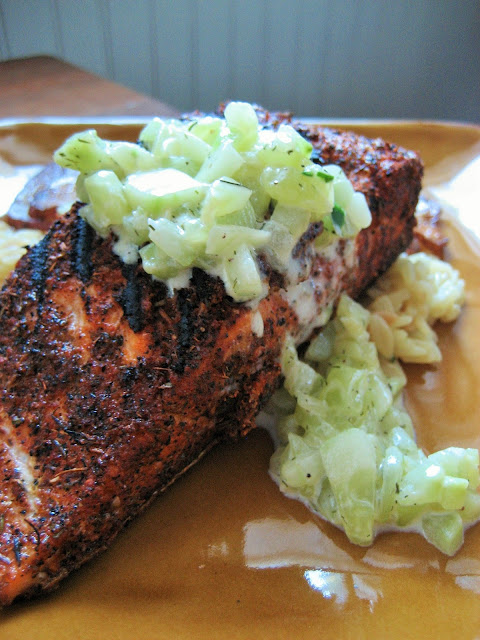 Balckened-Salmon