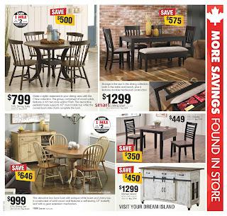Home Furniture Flyer July 5 – 16, 2017