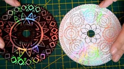 ADORNOS-CDS-RECICLADOS