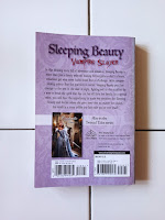 Back Cover Sleeping Beauty Vampire Slayer