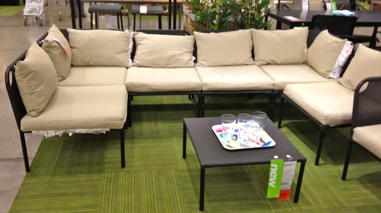 Ikea patio furniture arholma