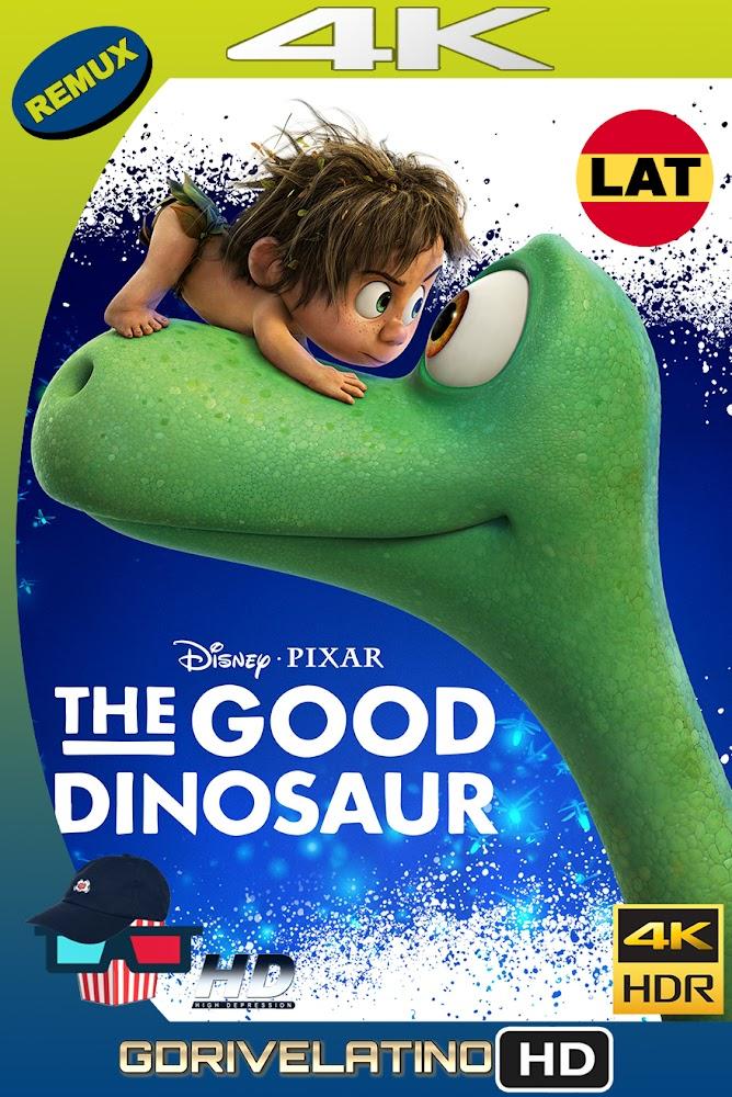 Un Gran Dinosaurio (2015) BDRemux 4K HDR Latino-Ingles MKV