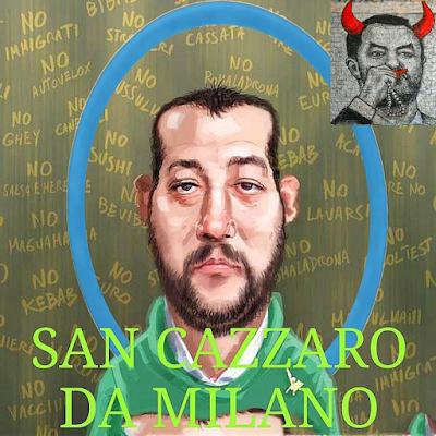 Salvini da Genio a Pippa Padana