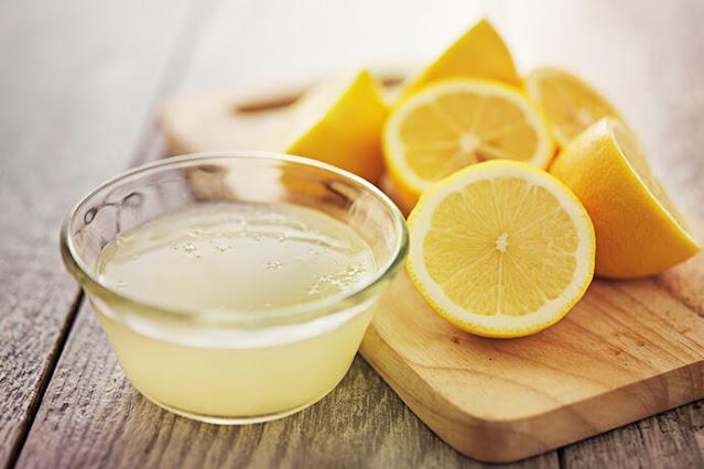 فوائد الماء الساخن مع الليمون