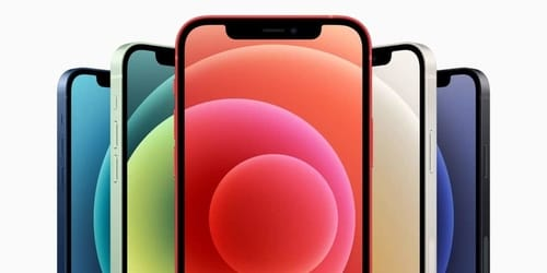 The S20 beats the iPhone 12 when using the 5G network
