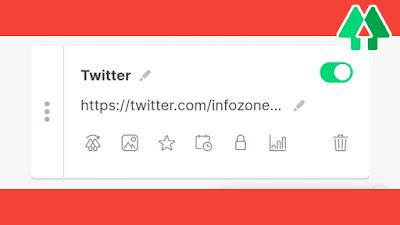 Cara Membuat Link Linktree Twitter