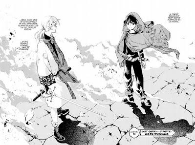 Kingdom of knowledge tome 2 : le prince Marc et Fei se retrouvent