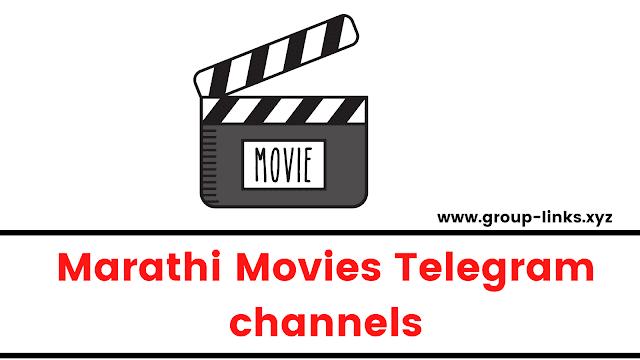 Marathi Movies Telegram Channels
