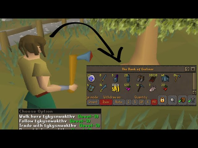 Get Runescape Unlimited RSGP For Free! Tested [2021]