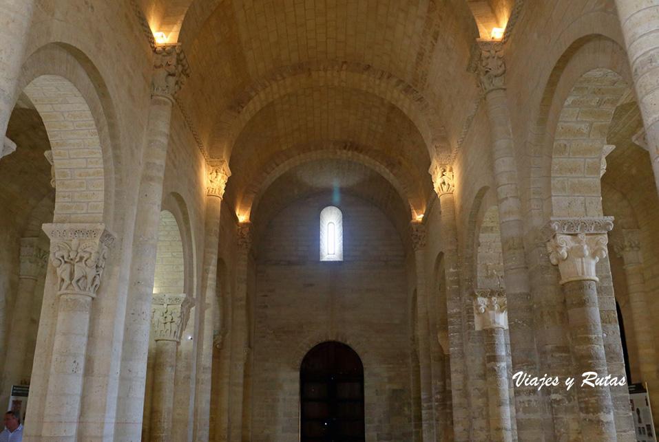 Iglesia de Sa Martín de Frómista