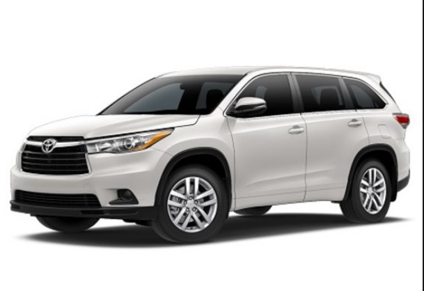 2015 Toyota Kluger Review and Price