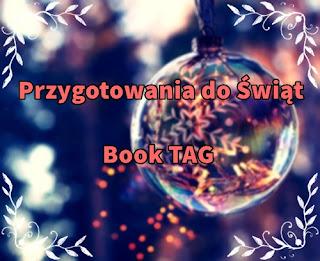 Przygotowania do świąt book TAG