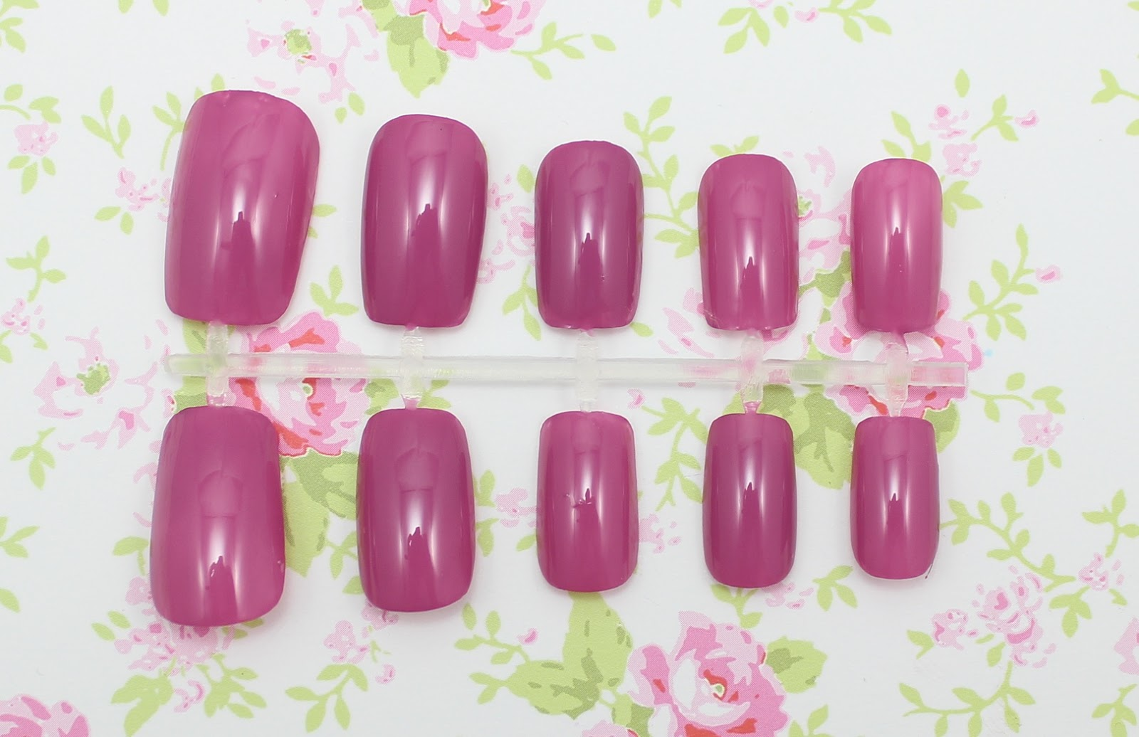 Barry M Nail Paint Acai Smoothie review