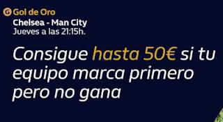 william hill Gol de Oro Chelsea vs Man City 25-6-2020