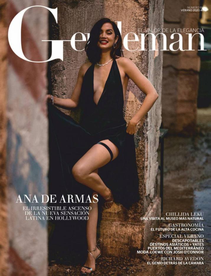Ana De Armas Latest Hot Stills from Photoshoot